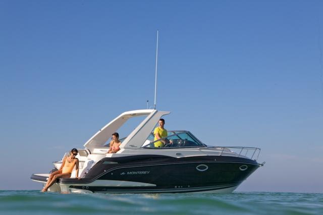 Monterey 275 Sport Cruiser
