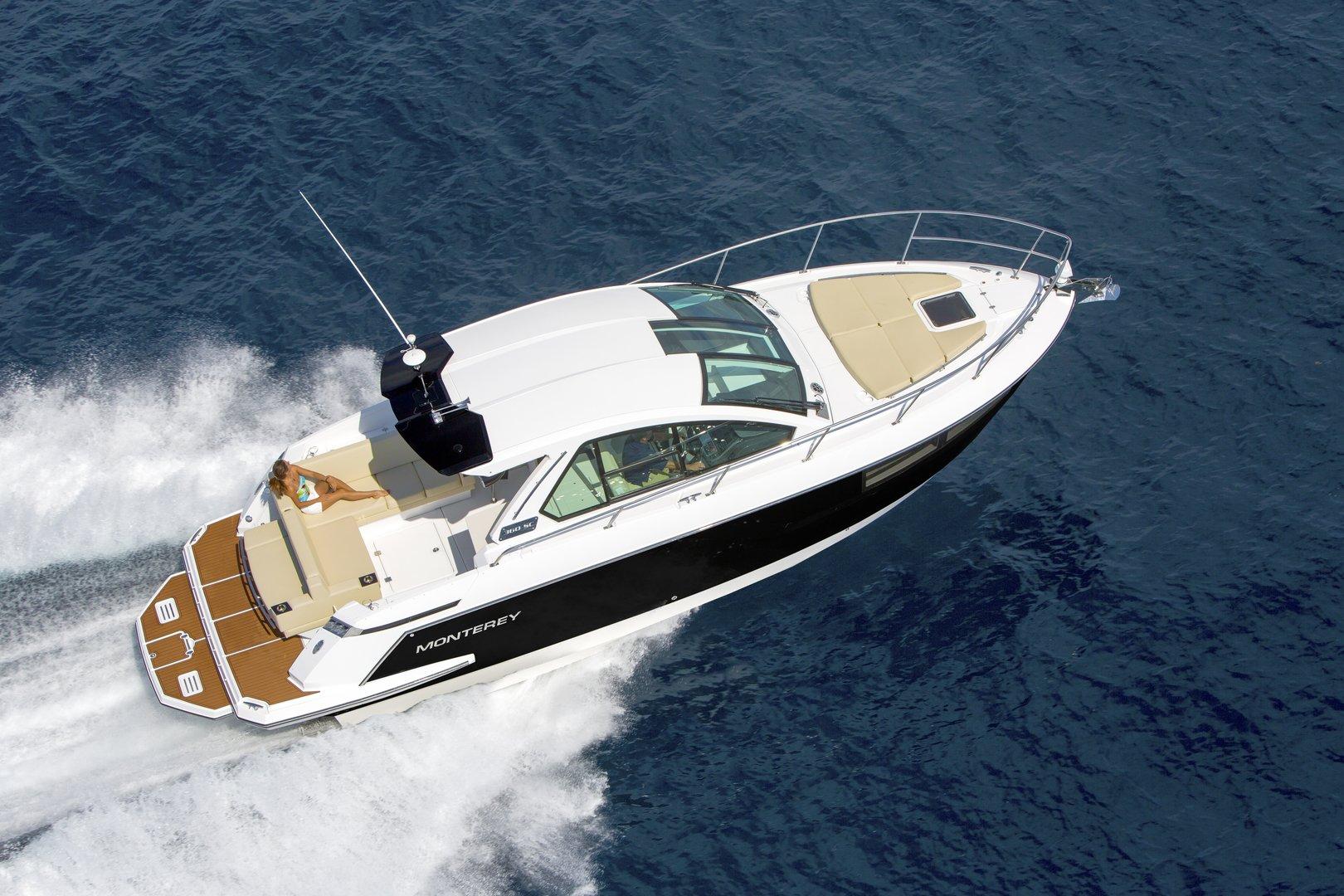 360 SC Monterey Boats