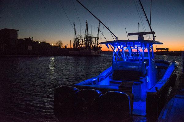 El 350 LXF el nuevo buque insignia de Scout Boats.