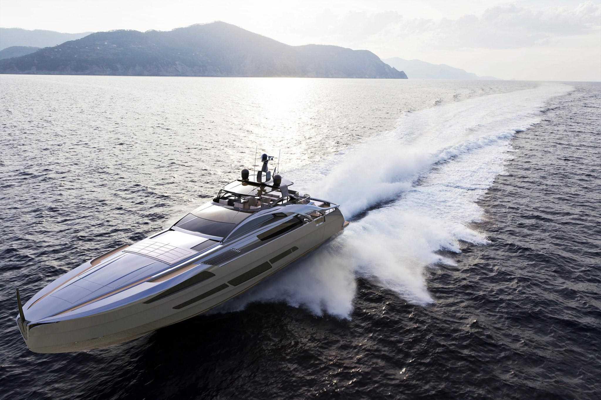Pershing Yacht 140, innovación de primera