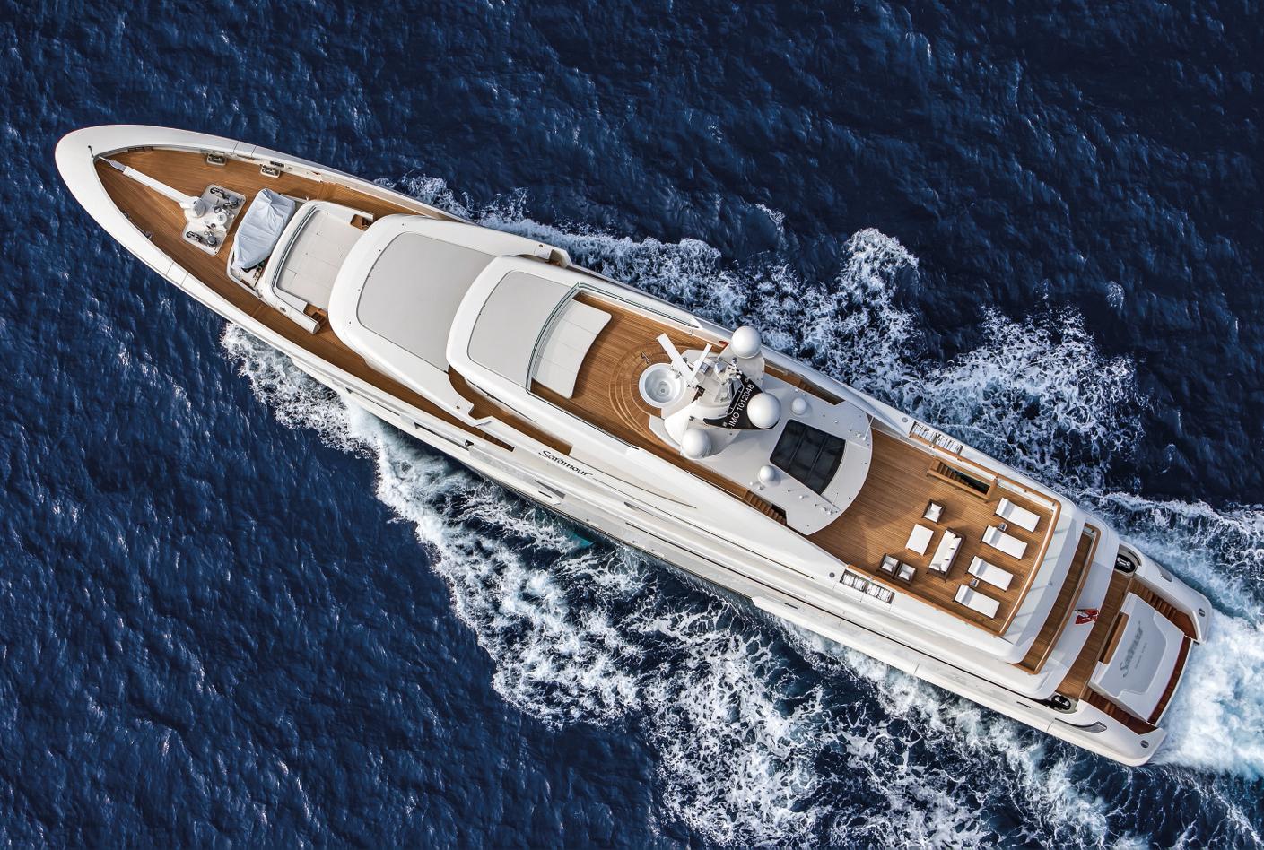 Lo más esperado de Ferretti Group en el Mónaco Yacht Show 2015
