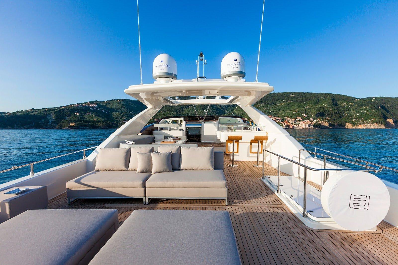 Y así termina el Mónaco Yacht Show ¡Brillante para el Grupo Ferretti!