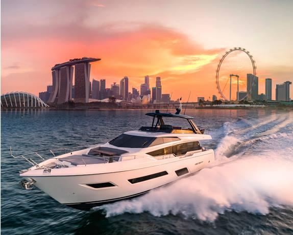 Quality Yachts se complace en darle la bienvenida al Singapore Yacht Show 2018