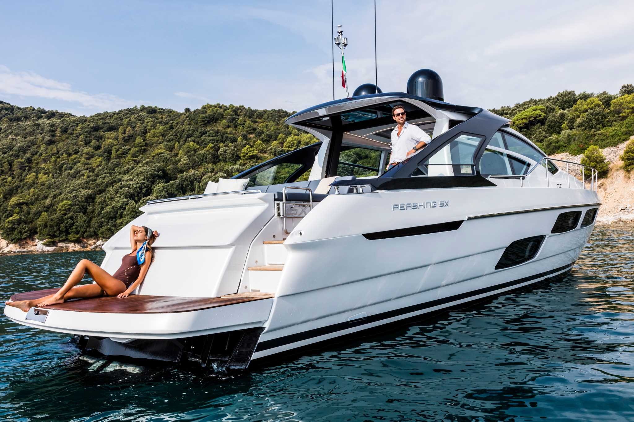 Pershing 5X, promete conquistar en el Fort Lauderdale International Boat Show