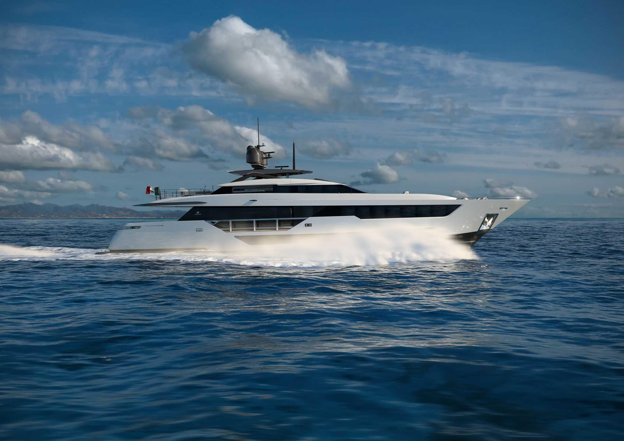 Custom Line 120' y Ferretti Yachts 920 premiados con el Christofle Yacht Style Awards