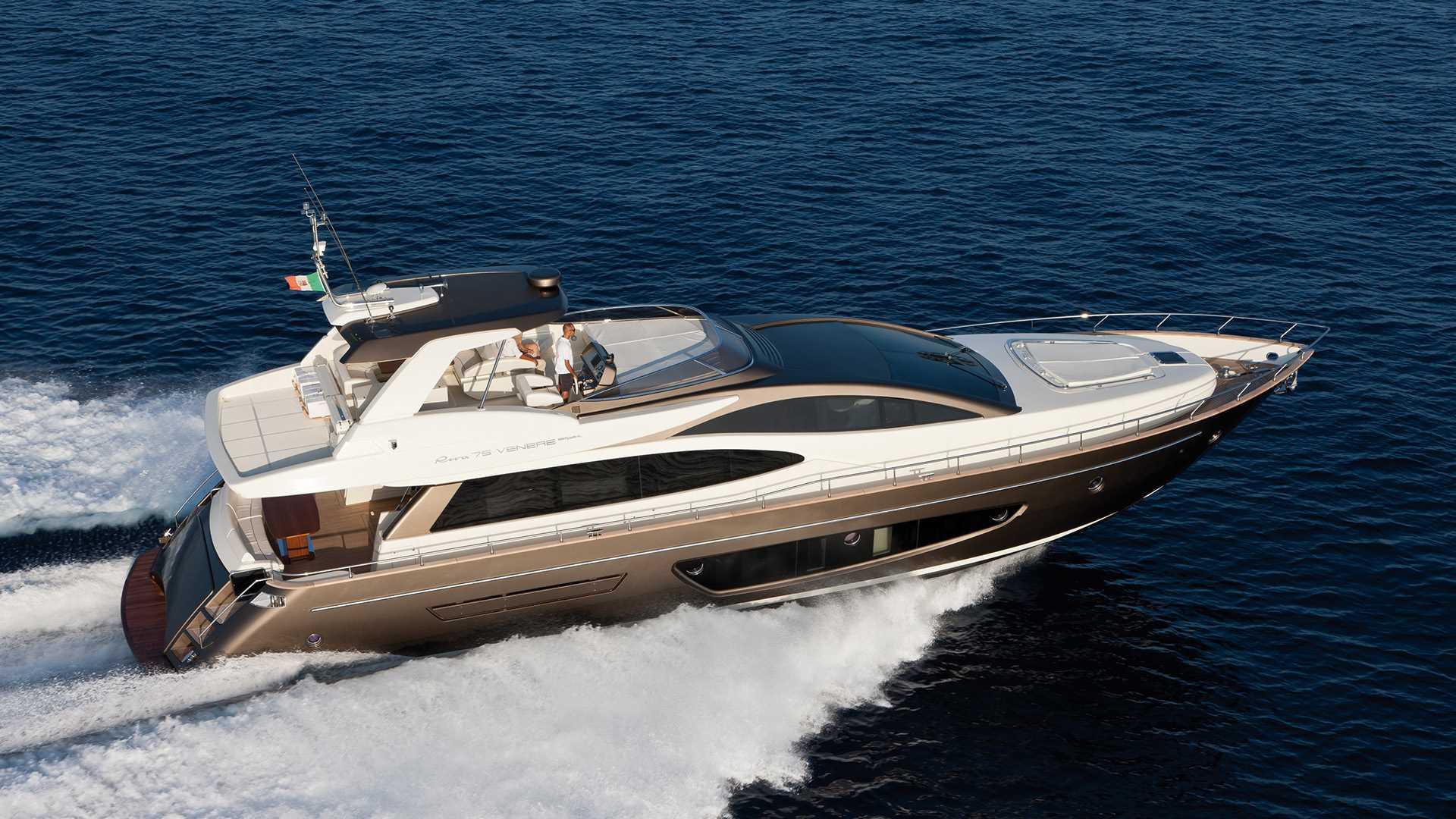 Ferretti Group impresionará en el Yacht Show de Singapur