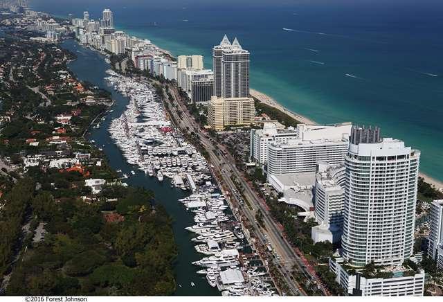 Yachts Miami Boat Show 2017 albergará barcos de hasta 170 metros de eslora