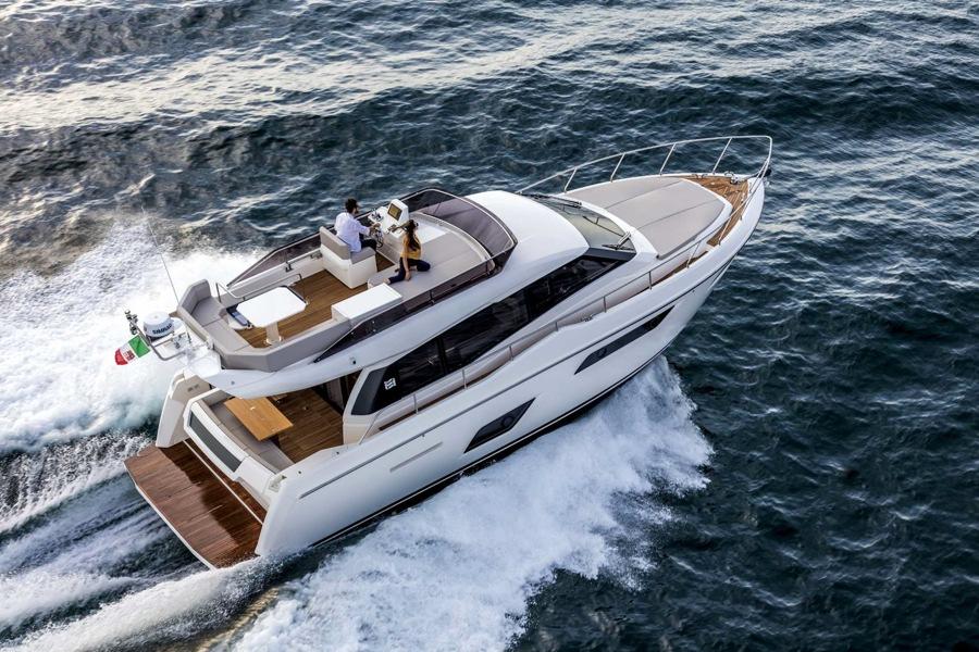 Ferretti presentará 8 nuevos modelos en Palm Beach International Boat Show