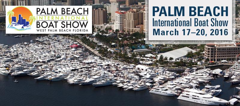 Se inició el Palm Beach International Boat Show