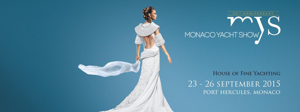 Mónaco Yacht Show 2015, más grande y mejor con superyates de lujo