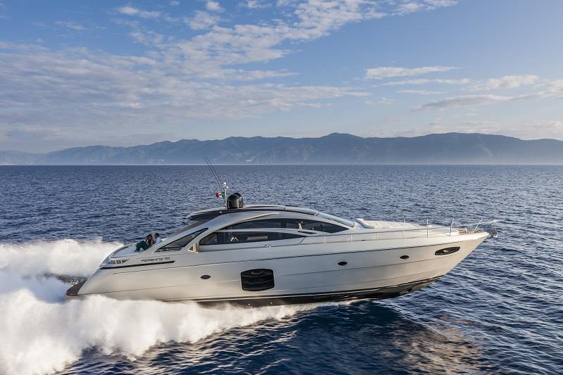 Exclusivos modelos que se incorporan a la sofisticada flota de Ferretti